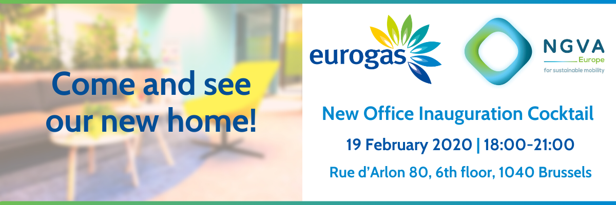 Welcome new office_Eurogas visual inauguration